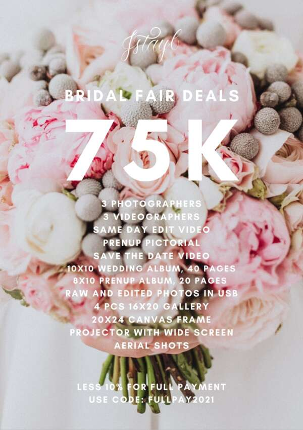 Bridal Fair Deals Photo and Video