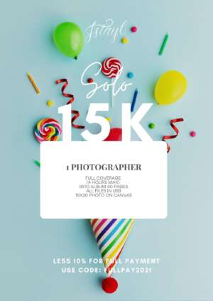 Solo Photo and Video Package