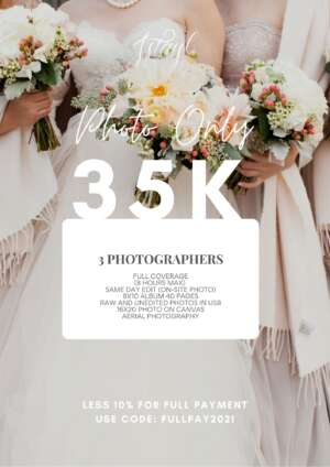 Wedding Photographer In Batangas